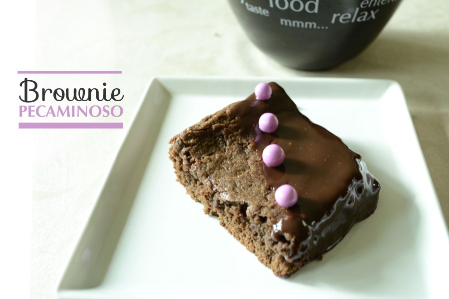 BROWNIE-PECAMINOSO