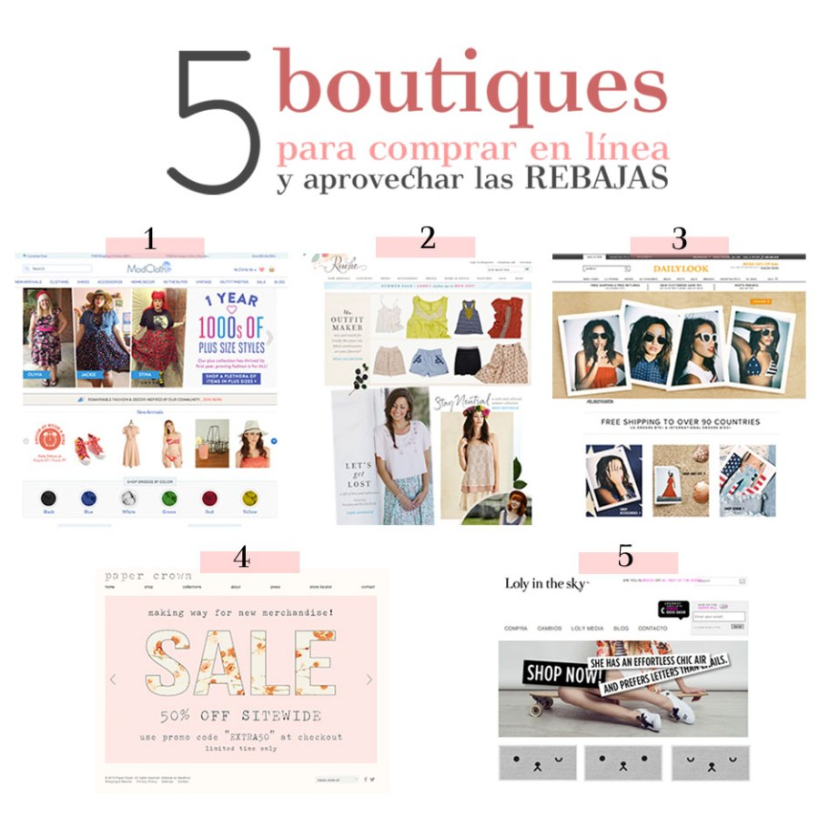 5-boutiques-en-linea