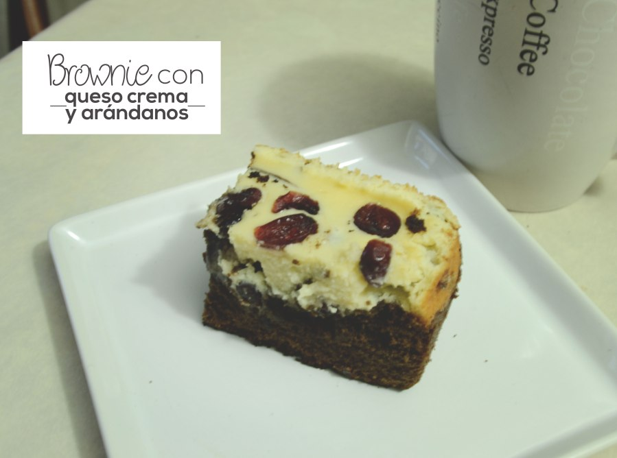 brownie-quesocremayarandanos