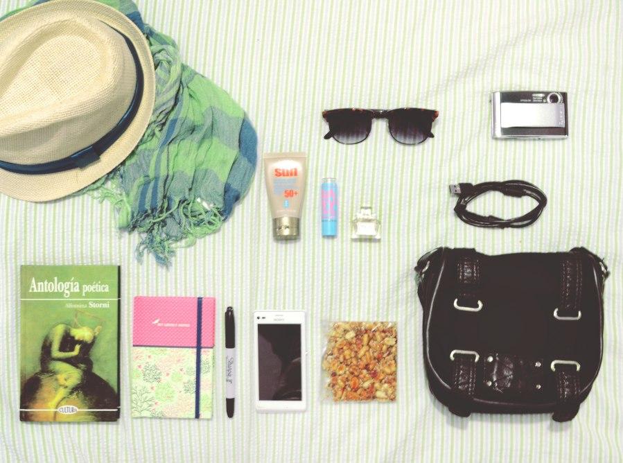 esenciales para viajar
